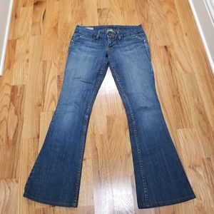 William Rast Savoy Regular Rise Jeans